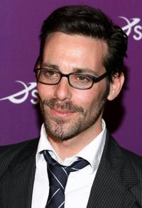 James Callis at the Sci Fi Channel 2008 Upfront Party.