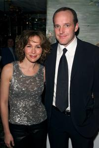 Jennifer Grey and Clark Gregg at the National Board Of Review Awards.