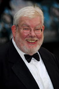 Richard Griffiths at the UK premiere of