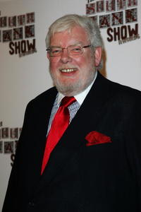 Richard Griffiths at the South Bank Show Awards 2008 at The Dorchester.