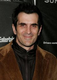 Ty Burrell at the premiere of