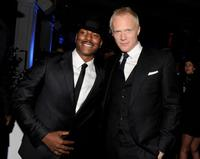 Tyrese Gibson and Paul Bettany at the after party of the California premiere of