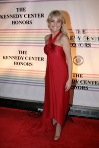 Kristin Chenoweth at the 30th Annual Kennedy Center Honors.