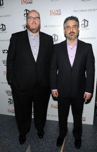 John Requa and Glenn Ficarra at the special screening of