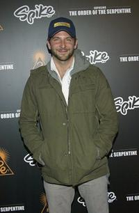 Bradley Cooper at the