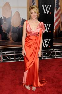 Elizabeth Banks at the New York premiere of