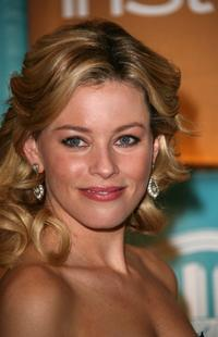 Elizabeth Banks at the In Style Magazine and Warner Bros. Studios Golden Globe after party.