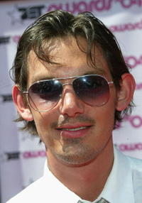 Lukas Haas attends the 2004 Black Entertainment Awards.