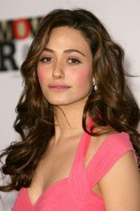 Emmy Rossum at the