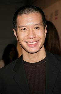 Reggie Lee at the ImaginAsian TV party during the AFI Fest.