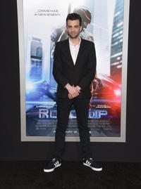 Jay Baruchel at the California premiere of
