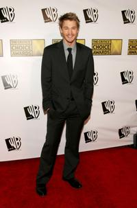 Chad Michael Murray arrives at the 11th Annual Critics' Choice Awards.