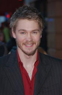 Chad Michael Murray at the UK Premiere of