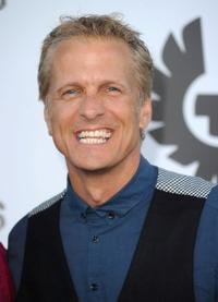 Patrick Fabian at the premiere of
