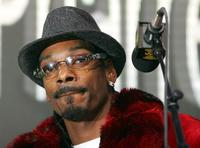 Snoop Dogg at the International Consumer Electronics Show.