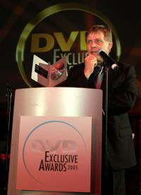 Mark Hamill at the 2005 DVD Exclusive Awards.