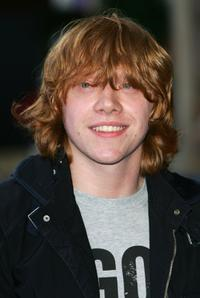 Rupert Grint at the World film premiere of