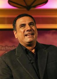 Boman Irani at the promotion of