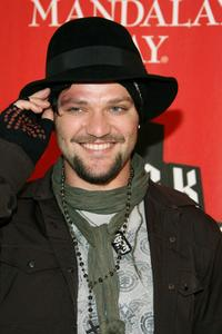 Bam Margera at the 2nd annual VH1 Rock Honors ring presentation.