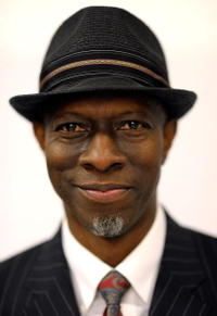 Keb' Mo' at the Thelonious Monk Institute of Jazz.