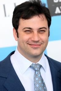 Jimmy Kimmel at the 22nd Annual Film Independent Spirit Awards.