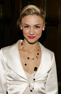 Samaire Armstrong at the Lions Gate