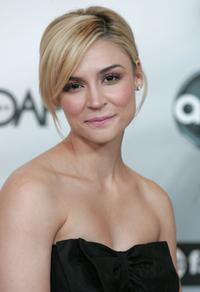Samaire Armstrong at the 2007 ABC All Star Party.