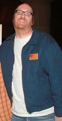 Brian Posehn at the special screening of