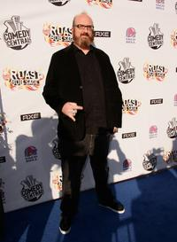 Brian Posehn at the Comedy Central Roast Of Bob Saget.