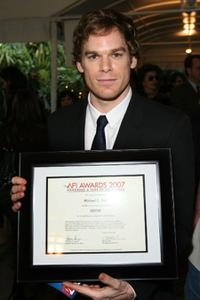Michael C. Hall at the 8th Annual AFI Awards.