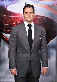 Henry Cavill at the
