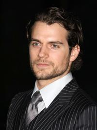 Henry Cavill at the 2009 Tribeca Film Festival.
