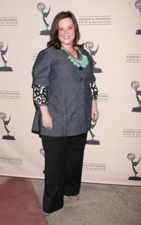 Melissa McCarthy at the Academy of Television Arts & Sciences