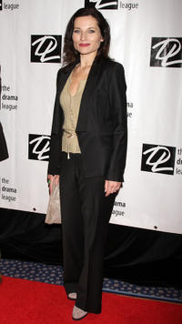 Kate Fleetwood at the 74th Annual Drama League Awards Ceremony in New York.