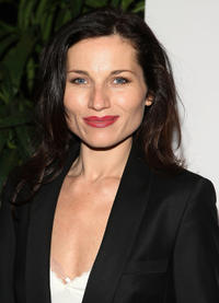Kate Fleetwood at the 59th Annual New Dramatist Spring Luncheon in New York.