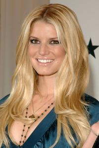 Jessica Simpson at the Macy's Hearald Square in store appearance.