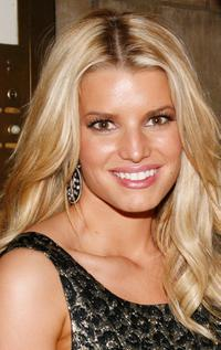 Jessica Simpson at the 11th Annual ACE Awards.