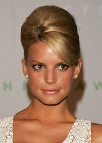 Jessica Simpson at the 2006 CFDA Awards.