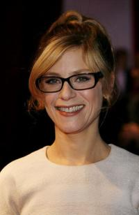 Marina Fois at the 32nd Cesars French Film Awards ceremony.
