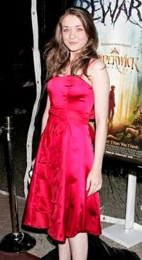 Sarah Bolger at the premiere of