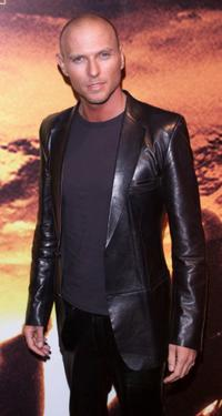 Luke Goss at the premiere party of