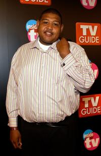 Omar Benson Miller at the TV Guide and Inside TV 2005 Emmy after party.