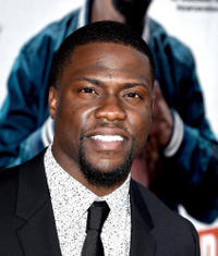 Kevin Hart at the California premiere of
