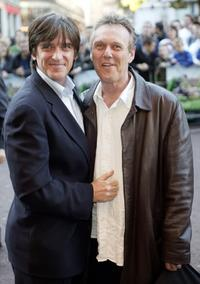 Craig Ferguson and Anthony Head at the London premiere of