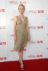 Anne Heche at the 35th AFI Life Achievement Award.