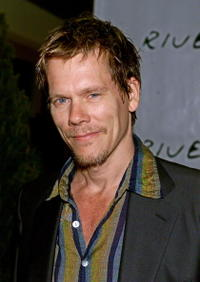 Kevin Bacon at the Riverkeeper Dinner at Chelsea Piers.