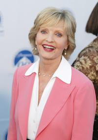 Florence Henderson at Paramount Picture's 90th Anniversary celebration
