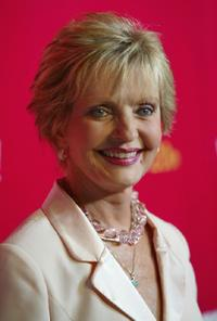 Florence Henderson at the