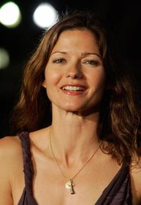 Jill Henessy at the premiere of