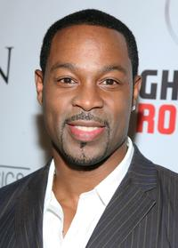 Darrin Dewitt Henson at the premiere of